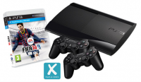 Online: Internet+ Bellen+ Tv + Playstation 3 met  FIFA14 game